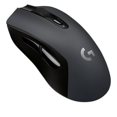 Logitech 910-005099 G603 Bluetooth Optical Lightspeed Gaming Mouse Black