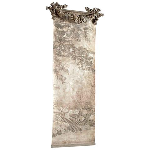 "Cyan Design 09257 Havenwood 82-3/4"" Tall Botanical Tapestry"