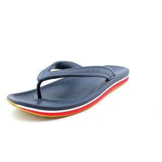 Crocs Retro Flip flop Men Open Toe Synthetic Blue Flip Flop Sandal