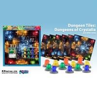 Soda Pop Miniatures  Super Dungeon Explore Tiles Dungeons of Crystalia