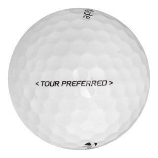 100 TaylorMade Tour Preferred - Value (AAA) Grade - Recycled (Used) Golf Balls