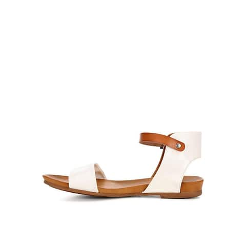 e3147fcc21c3 Zigi Soho Womens Island Open Toe Casual Ankle Strap Sandals