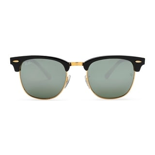 Ray-Ban RB3016 58mm Clubmaster Sunglasses (901/30)