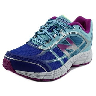 New Balance KJ860 Youth W Round Toe Synthetic Multi Color Running Shoe