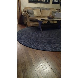 Colonial Mills Hillsdale Braided Reversible Rug USA MADE