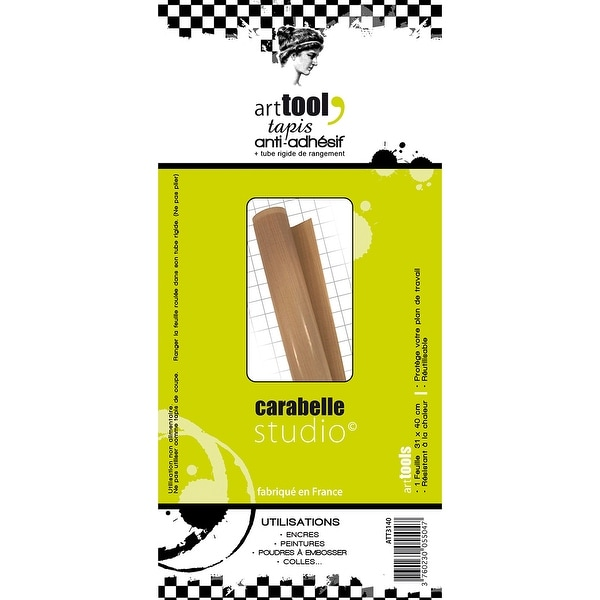 "Carabelle Studio Non-Stick Craft Sheet 12""X15.75""-"