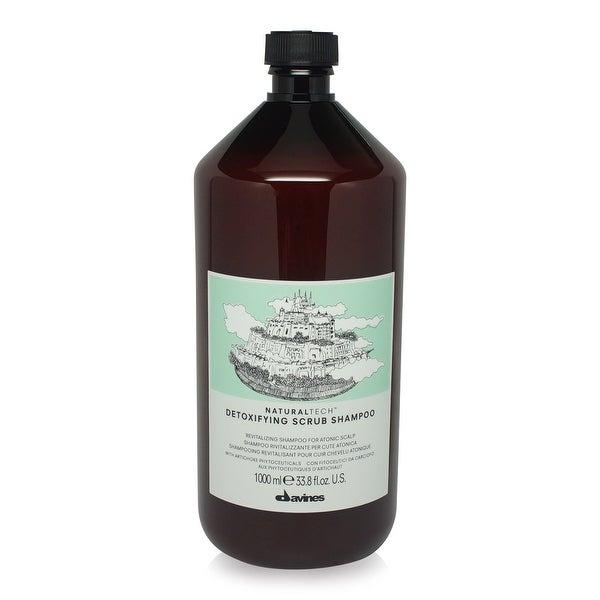 Davines Detoxifying Scrub Shampoo 33.8 Oz