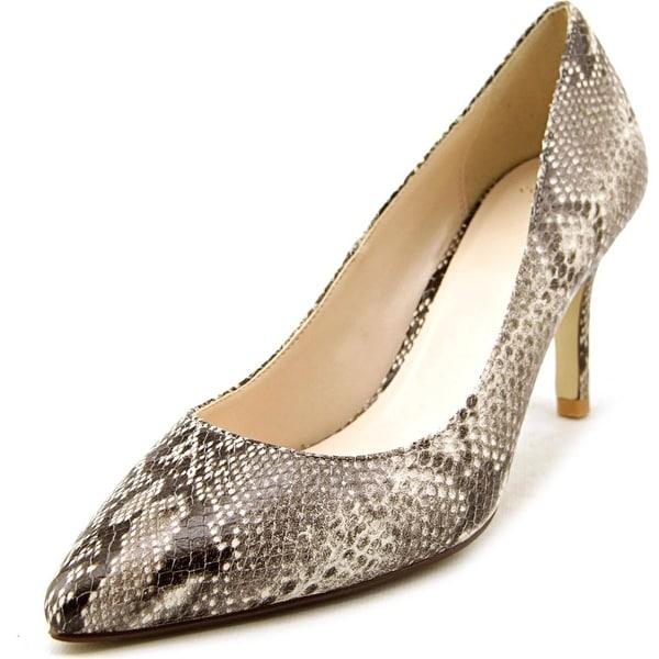 Cole Haan Juliana Pump 75 Pointed Toe Leather Heels