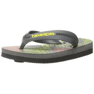 Havaianas Kids' Max Trend Sandal New Graphite (3 options available)