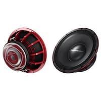 Pioneer TSW1200PRO 12 In. Pro Series Subwoofer With Dual 4 ? Voice