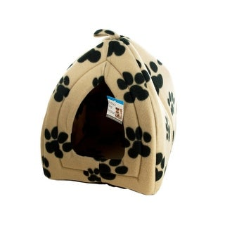 Cozy Fleece Indoor Pet House