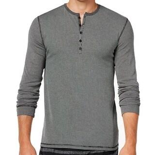 Kenneth Cole Reaction NEW Black Mens Size XL Nightshirt Sleepwear