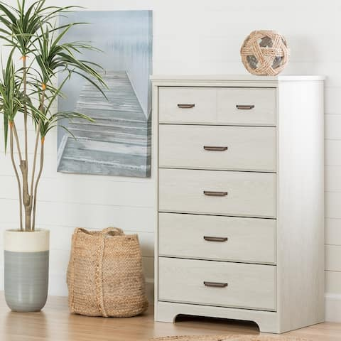 South Shore Country Cottage Versa 5-drawer Chest