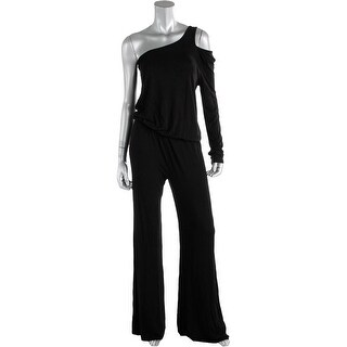 Young Fabulous & Broke Womens Modal Solid Jumpsuit