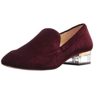 Nine West Womens Umissit Fabric Closed Toe Loafers Damenschuhe