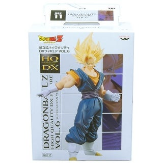 Dragon Ball Z DX Super Saiyan Vegetto Volume 6 Figure DBZ 11 - multi
