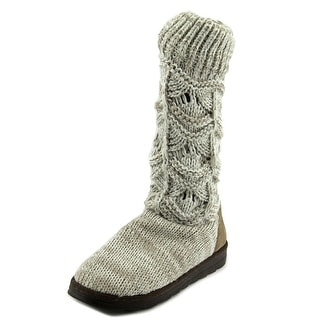 Muk Luks Jamie Women  Round Toe Canvas  Winter Boot
