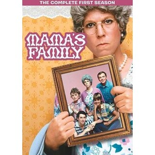 Mama's Family - The Complete First Season - DVD