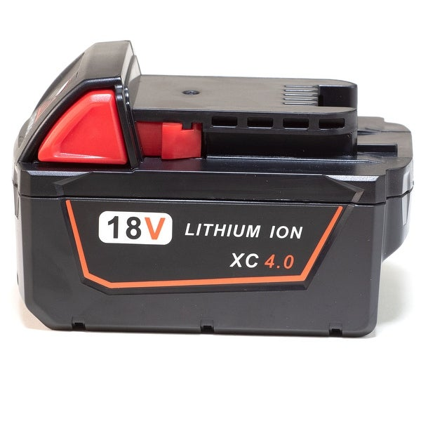 Replacement Battery For Milwaukee 48-11-1840 - Fits Milwaukee M18, M18 XC