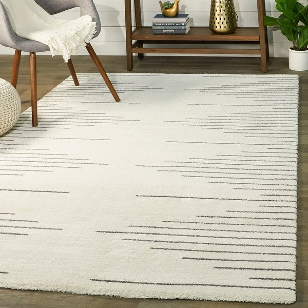 Chatham Modern Stripe Area Rug. Opens flyout.