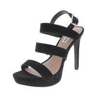 f37d1161946 Shop Steve Madden Womens Smitten Platform Heels Glitter Stiletto ...