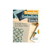 Stash By C&T Transfer Embellish Stitch Bk