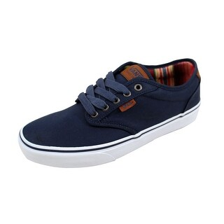 Vans Men's Atwood DX Dress Blues Waxed VN0A38BUMG4