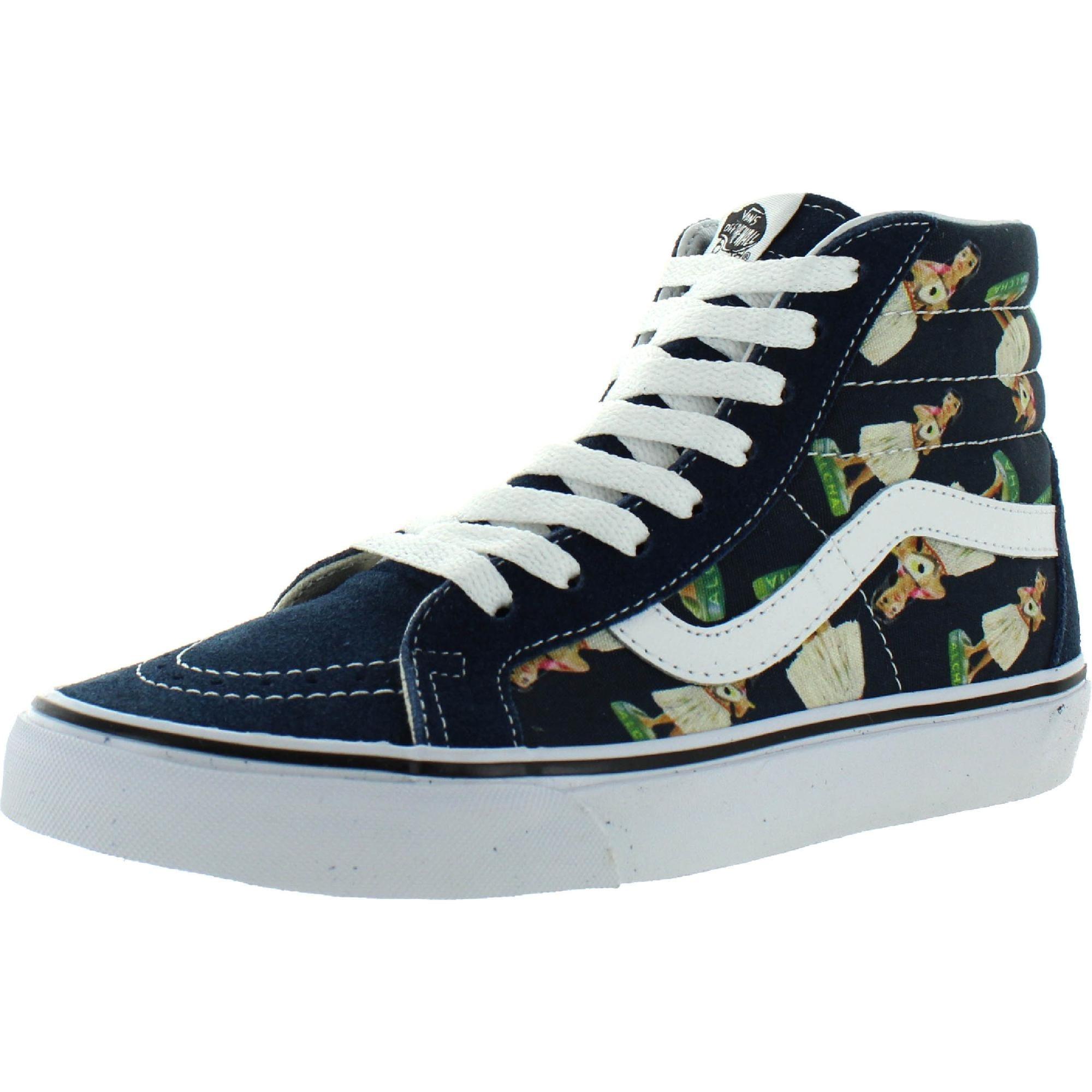 vans men's skateboarding shoes