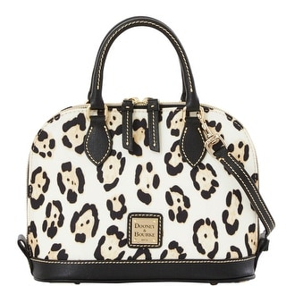 Dooney & Bourke Nylon Bitsy Bag (Introduced by Dooney & Bourke at $178 in Jan 2016) - Leopard