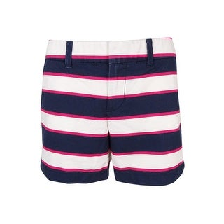Tommy Hilfiger Women's Hollywood Striped Shorts - Multi