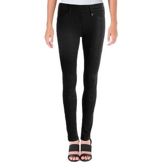 True Religion Womens Runaway Leggings Sequined Flat Front - XS