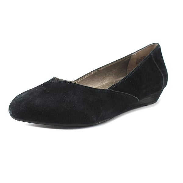 Array Elise Black Flats