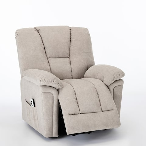 Cabrillo Microfiber Recliner Lift Chair by Greyson Living