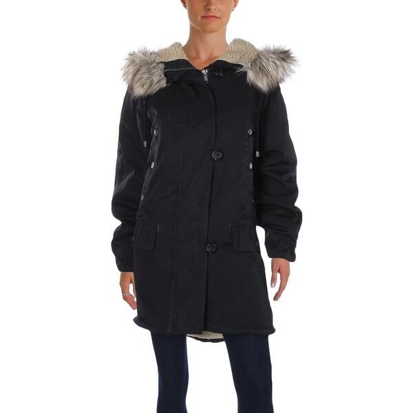 Shop Free People Womens Whistler Parka Coat Winter Anorak - Free ... 0b14b4f92627