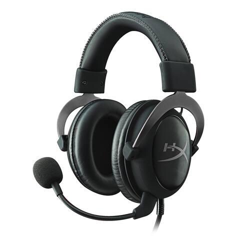 HyperX Cloud II Gaming Headset (Gunmetal Grey)