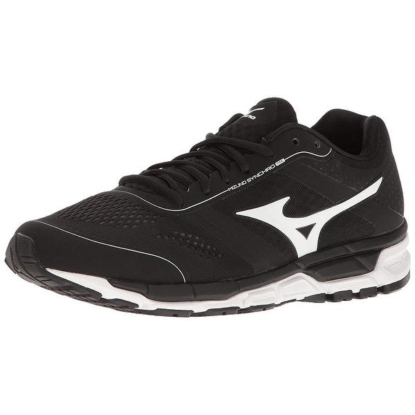 mizuno men's synchro mx running shoes
