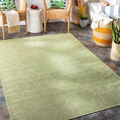 Jaylah Indoor / Outdoor Trellis Area Rug