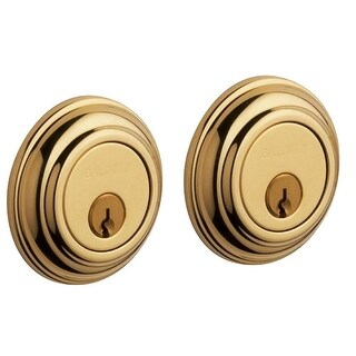 Baldwin 8232 Traditional Style Double Cylinder Deadbolt