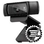 Logitech 960-000764 Hd Pro Webcam C920, Widescreen Video Calling & Recording, 1080P Camera, Desktop/Laptop Webcam