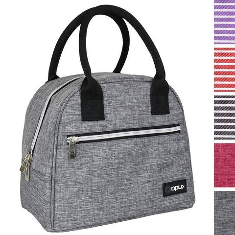 OPUX Premium Insulated Lunch Bag For Women Lunch Tote Purse For Work, Office - One Size