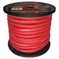 Cobalt Orion Wire 4 Gauge 100 FTS Red