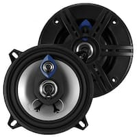 Planet Audio PL53 Pulse 200 Watt (Per Pair), 5.25 Inch, Full Range, 3 Way Car Speakers (Sold in Pairs)