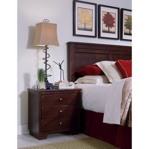 Brown Diego Night Stand