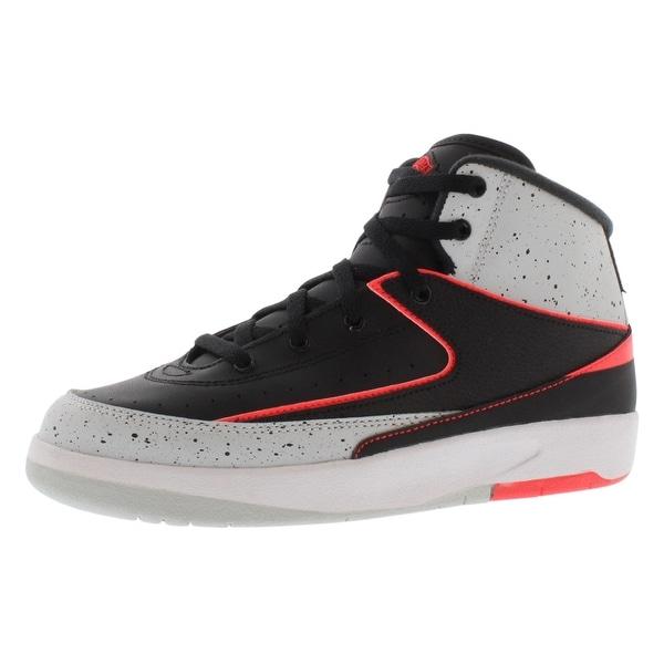 0c3a813f196 Shop Nike Retro 2 Preschool Boy's Shoes - 1Y - Free Shipping Today ...