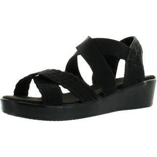 Bernie Mev Womens Strappy Fashion Sandals