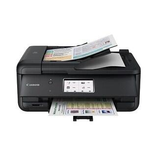 Canon PIXMA Wireless Home Office All-in-One Inkjet Printer, Black