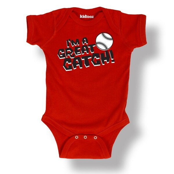 I'm A Great Catch! Cool Funny Infant One Piece