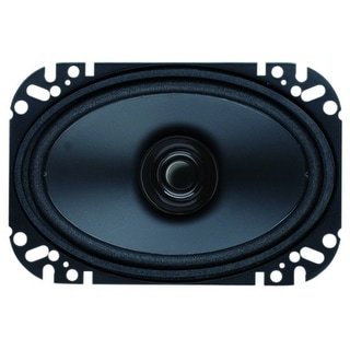 "Boss 4"" x 6"" Dual Cone Replacement Speaker"