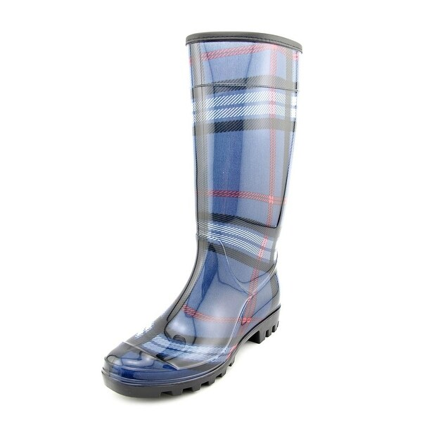 Dirty Laundry Ravenous Women Round Toe Synthetic Rain Boot