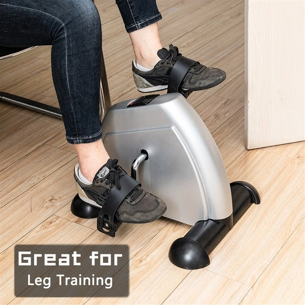 NewAge Home Use Hands and Feet Trainer Fitness Mini Pedal Exercise Bike Exercise Equipment. Opens flyout.